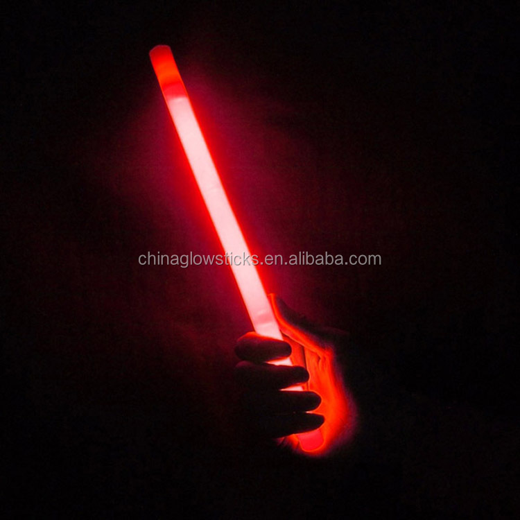 16 Inch concert for lighting emergency glow stick