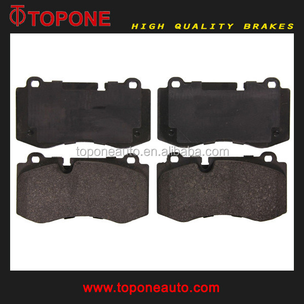Hot sale Brake Pad For Mercedes Benz CLS For MERCEDES BENZ E CLASS Ceramic Brake Pad