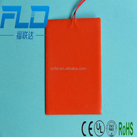Customize CE UL ROHS certificate induction heater silicone heating pad
