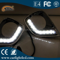 White Car Fog Lamp/ Led Headlight For Toyota RAV4