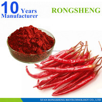 Good quality red sweet paprika powder