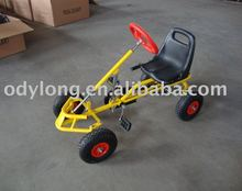 Toy kids pedal go kart,pedal car,kid's toy cart,go pedal toy car