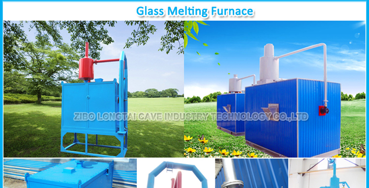 High-Tech Small Furnace For Melting Glass