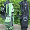 custom lightweight golf bag with stand