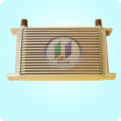 aluminum universal automatic transmission oil cooler