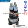 Aluminum or copper Conductor XLPE or PVC Insulated external power cable