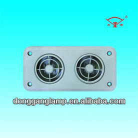 Toyota Coaster Bus Parts Double Air Vent Outlet