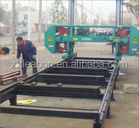 top quality and low price band saw cut wood sawmill lumber machine for sale