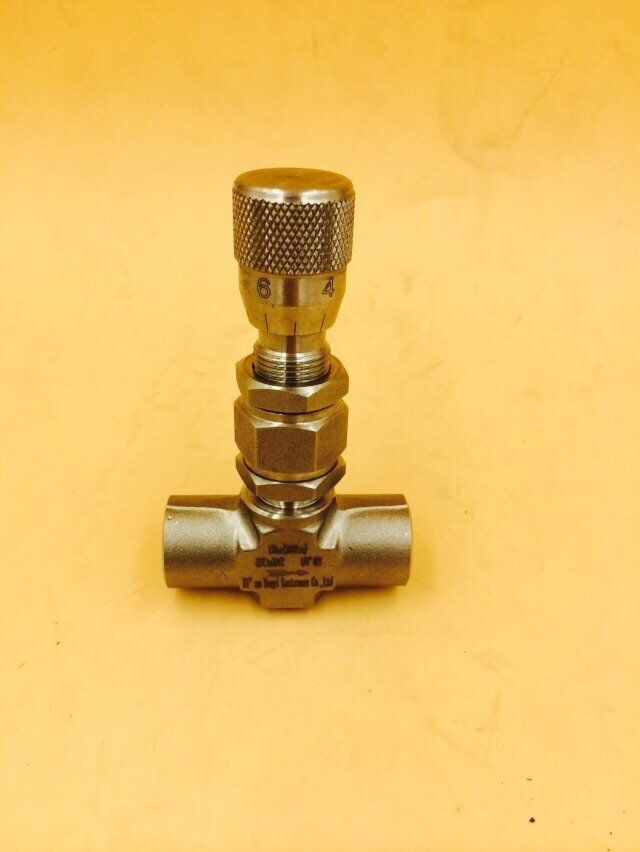 Best Quality Hot-sale Brass General Application Needle Valve