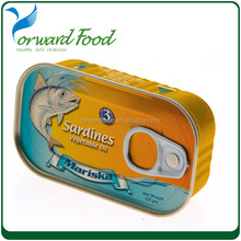 125g canned sardines manufacturers