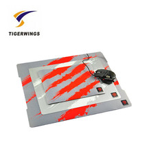 2016 NEW anti-slip natural rubber oyun mouse pad from Tigerwings