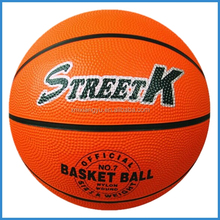 size 7 high quality custom Rubber Basketball Balls