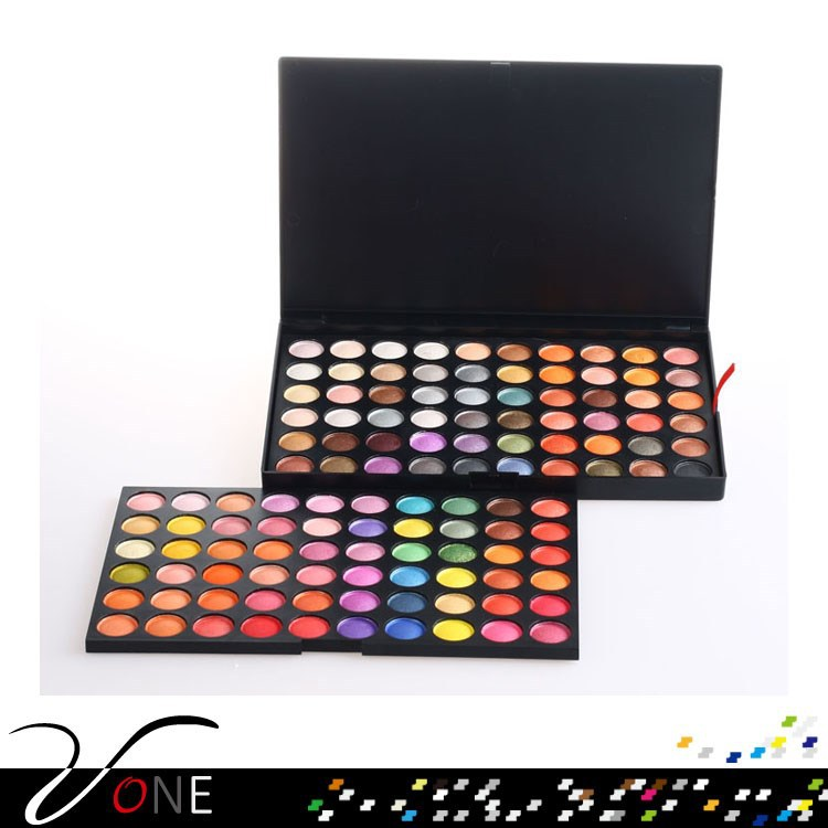 Make-up cosmetics 120 color mineral organic eyeshadow palette