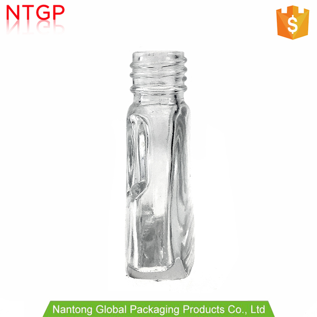 OEM Factory hexagon nail polish bottle empty