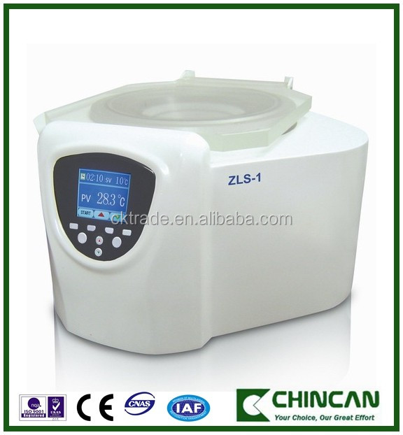 Vacuum Concentrator Centrifuge with cold trap for efficient recovery of Extraction and samples
