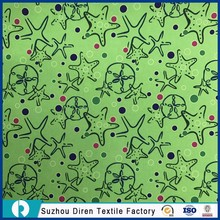 China Waterproof Functional Printed Fabrics Cloth
