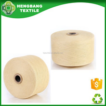 Ne 20/2 TOP recycled open end cotton polyester twist yarn