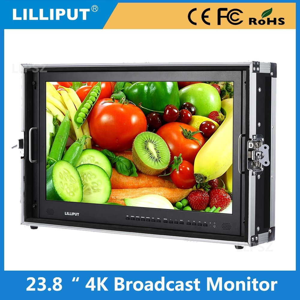 23.8 inch Wireless SDI Video Transmission Photography Monitor