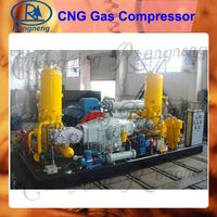cng fueling dc air compressor gas natural D type for sale