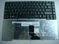 Replacement laptop US keyboard For acer 4710 BLACK laptop parts