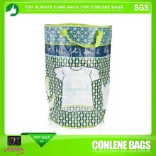 water bottle pocket tote bag