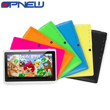 Cheap 7 inch Allwinner A33 Q88 Quad Core Tablet PC Android 5.1 WIFI