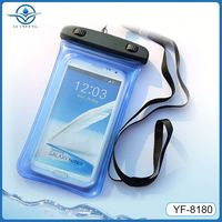 unique design stand waterproof case for samsung galaxy note 4
