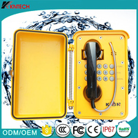 Aluminium alloy lineman telephone set with most pabx system
