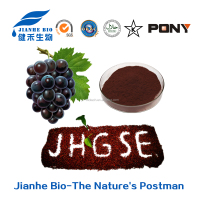 100% Pure grape seed extract Proanthocyanidins 95% UV Polyphenols 80% 85% 90% 95% UV