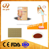 natural herbal body weight loss belly slim patch