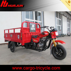 cargo carrier tricycle/3 wheel motor bike/motorcycle truck 3 wheel tricycle