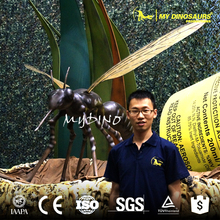 My Dino-AI019 Outdoor Large Size Animatronic Insect Mosquito For Sale