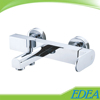 E-FR201 bath/shower mixer chrome plated