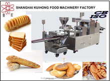 Various shape popular bread making machine for bread factory