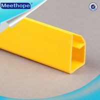 Wholesale Products China Plastic Shelf Sign Holder Clip Placement