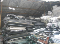Aluminum extrusion scrap 6063 6063