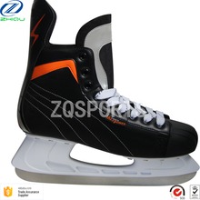Wholesale selling well skating shoes China factory professional manufacture Ice hockey skates