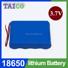 Crazy Popular Lithium ion Battery Pack 3.7v 8800mah 18650