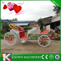 Used cinderella pumpkin horse carriage for sale / horse carriage carts for sale