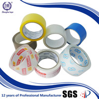 Dongguan Sale Custom Low Noise Bopp Packing Tape In Walmart, Big Super Market