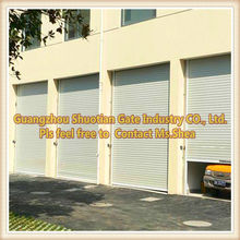 security steel roller shutter garage door
