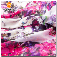 Hot Sell 2015 New Products 100% Pure Silk Fabric