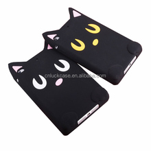 2017 Hot sale factory wholesale shockproof cartoon Silicone cute case for iPad mini 2