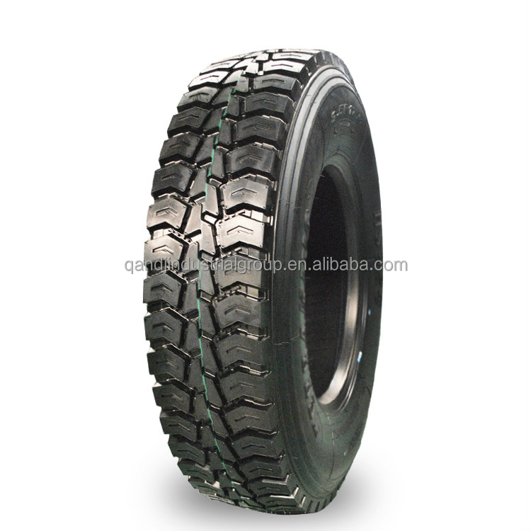 wholesale chinese supplier DOUBLE ROAD brand truck tire 13r/22.5 cheap truck tires for sale