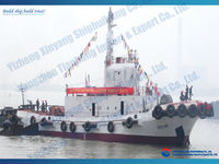 Used harbor tug boat for sale