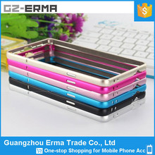 New Ultra Thin Aluminum Metal Case For Samsung Galaxy Note 2/n7100, Metal Bumper For Galaxy Note 2