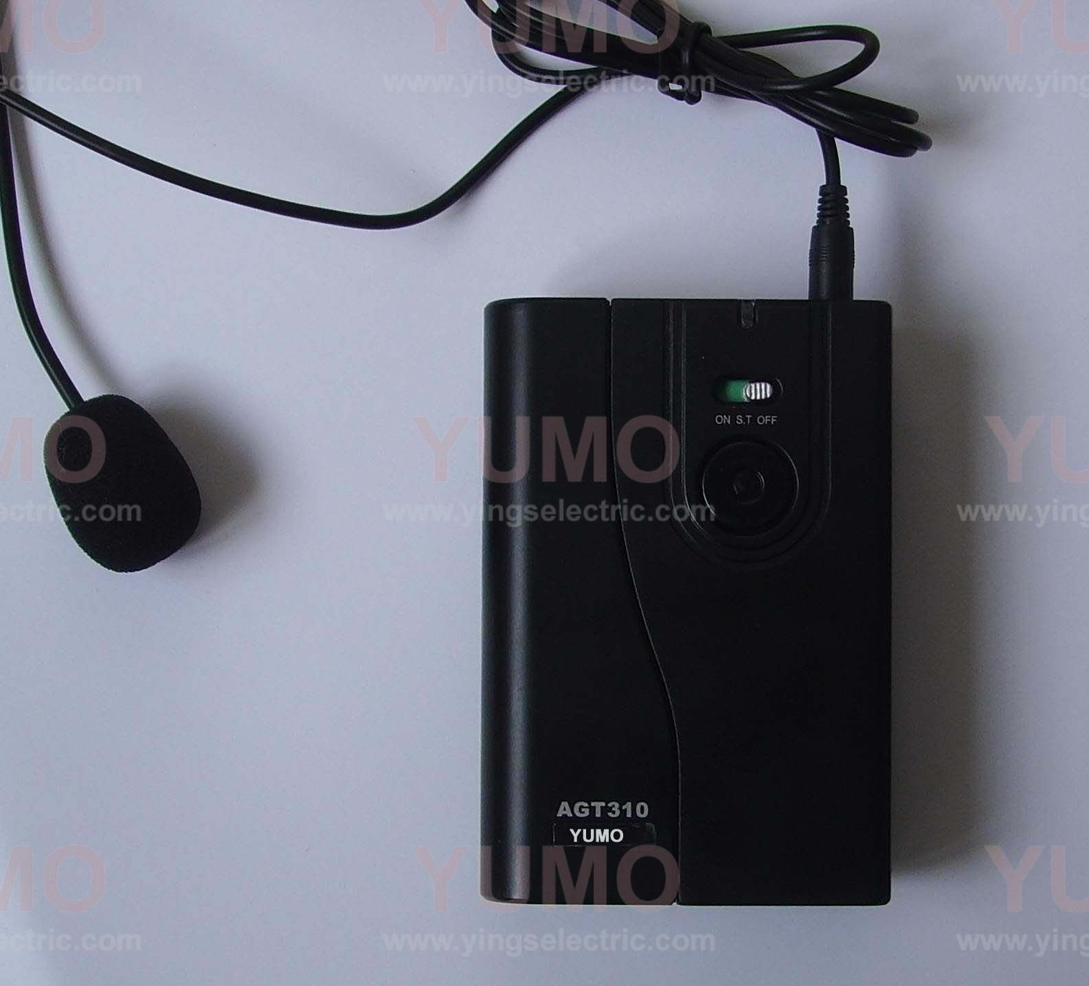 Wireless Tour Guide System AG300