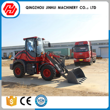 New design mini loader trench digger
