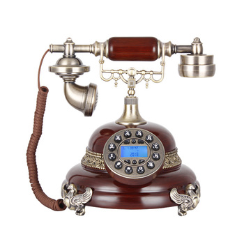 one piece corded telephone decorative for home hotel buy bid kitchen corner shelves clothing decorative pieces for