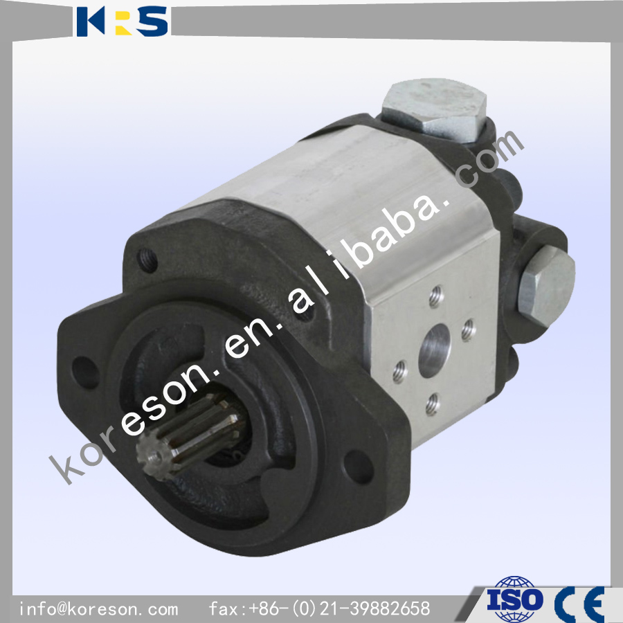 High pressure industrial gear oil pump BHP2A0-Fx for Tractor